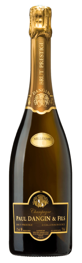 Prestige Brut Millésime 2017 Champagne Paul DANGIN & Fils