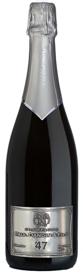 47 Brut 70ème Anniversaire Champagne Paul DANGIN & Fils